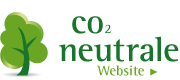 CO₂ neutrale Website Logo
